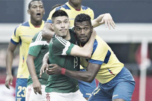 México - Ecuador: confirmación de la nueva era