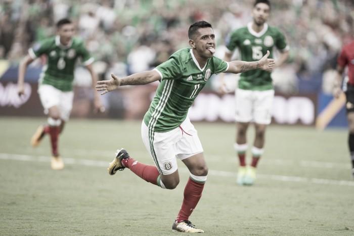 Elías Hernández comanda debut triunfante del Tri en Copa Oro