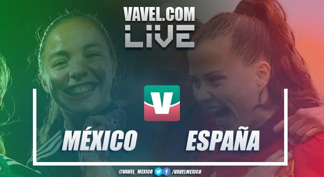 Resumen y goles México 1-2 España en Final Mundial Sub-17 2018