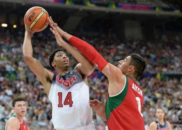 Cae México con Estados Unidos y queda eliminado del Mundial FIBA
