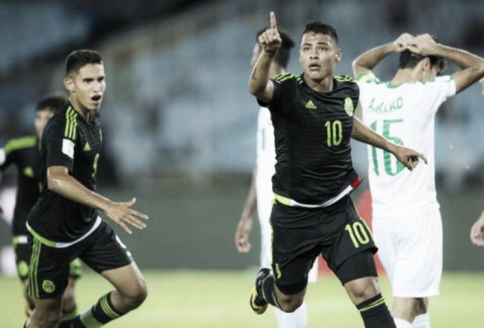México vs Inglaterra en vivo online Mundial Sub-17 (0-0)