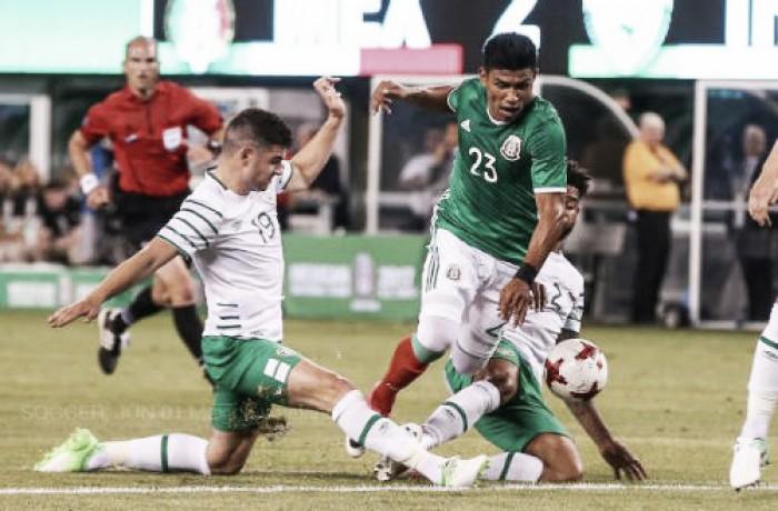 Mexico names squad for World Cup qualifiers
