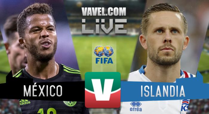 México debuta con victoria el 2017