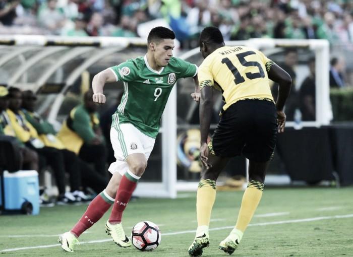 Copa America Centenario 2016: Javier Hernandez, Oribe Peralta give Mexico 2-0 win over Jamaica