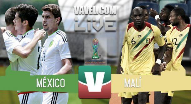 Resultado México - Mali en Mundial Sub-20 2015 (0-2)