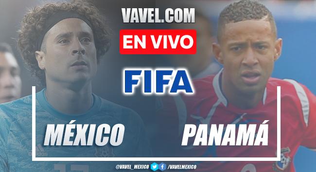 Goles y Resumen del México 3-0 Panamá en partido amistoso 2021