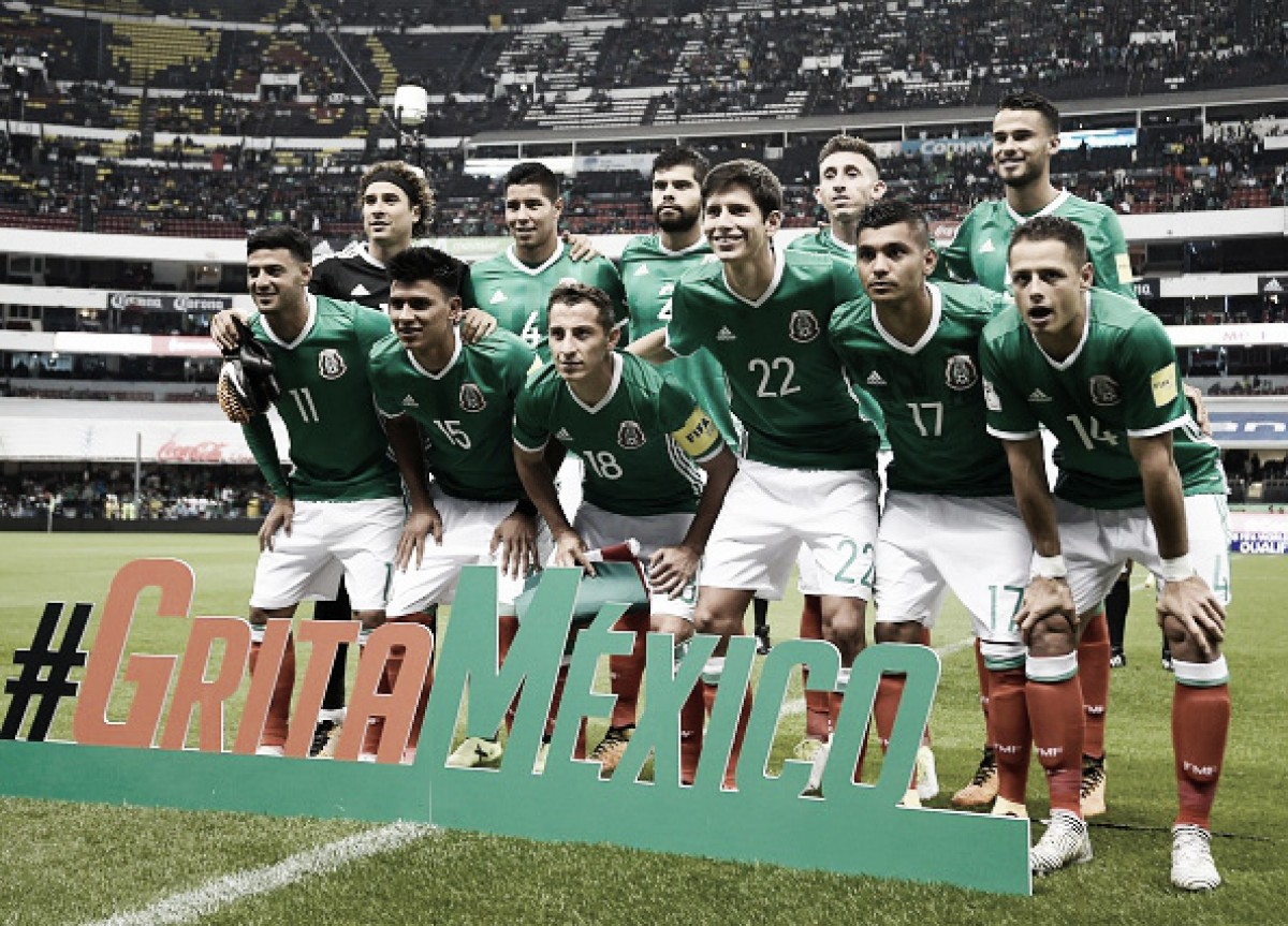 Federação Mexicana divulga pré-lista para disputa da Copa do Mundo