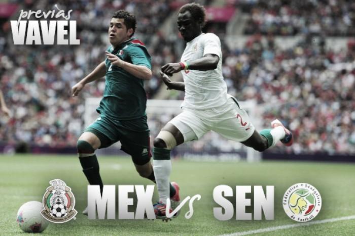 Previa México - Senegal: a ganarse un puesto