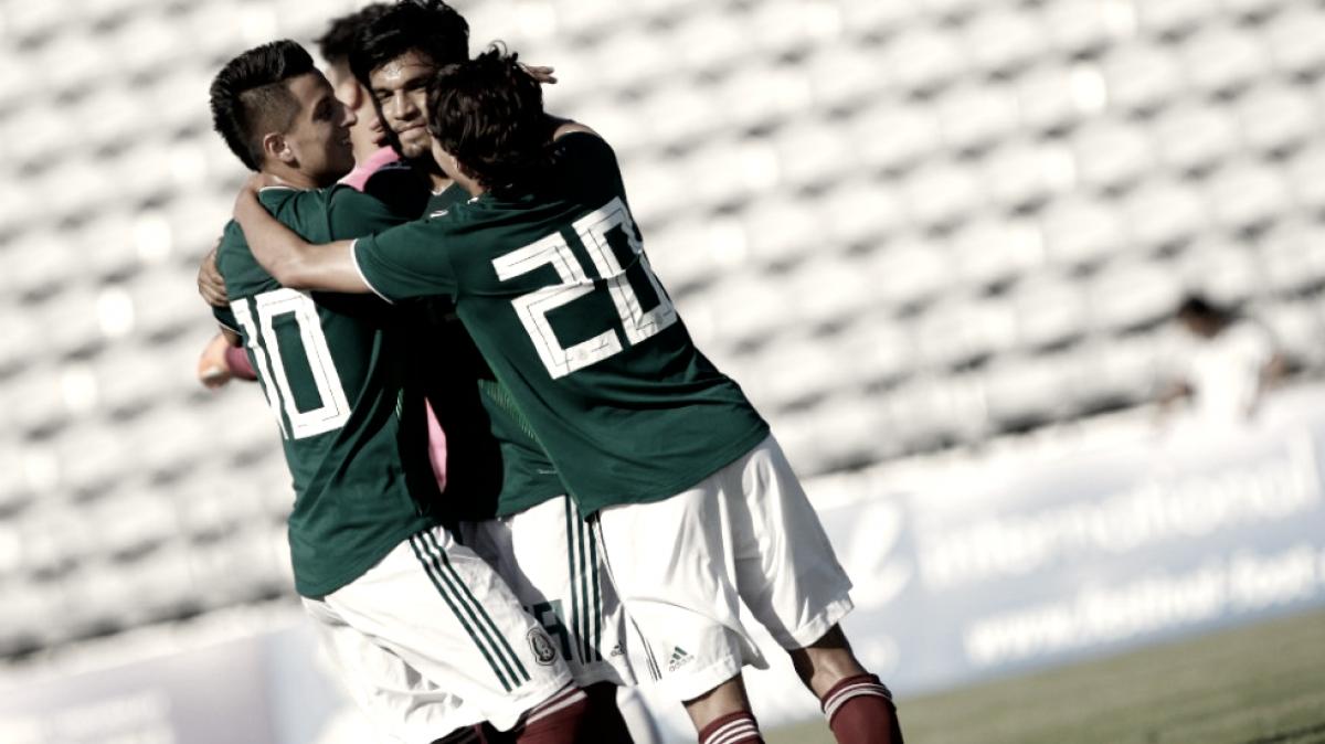 Previa México - Turquía: por la final de Toulon