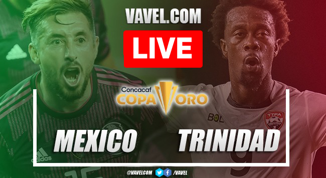 Goals and Highlights: Mexico 0-0 Trinidad & Tobago in Gold Cup 2021