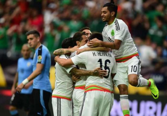 Copa America Centenario - Il Messico si veste a festa e demolisce l'Uruguay: 3-1 all'University of Phoenix