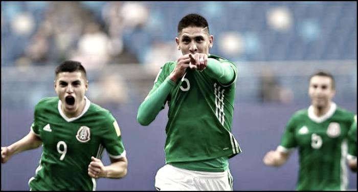 Resultado del México 0-0 Alemania en Mundial Sub 20 Corea