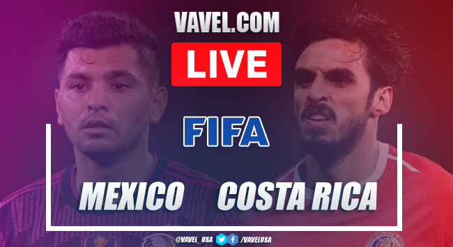 Goal and Highlights: Mexico 1-0 Costa Rica in International Friendly Game 2021