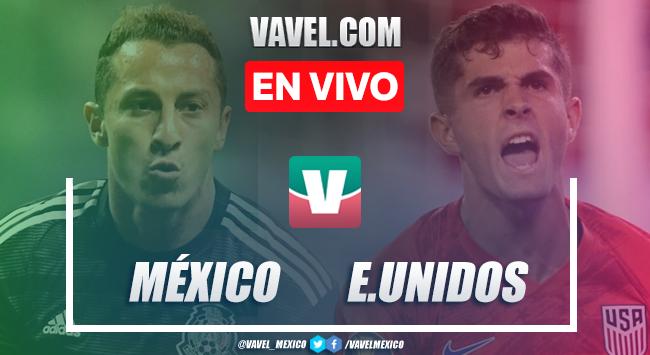 México vs Estados Unidos en vivo online minuto a minuto en Final Copa Oro 2019 (1-0)