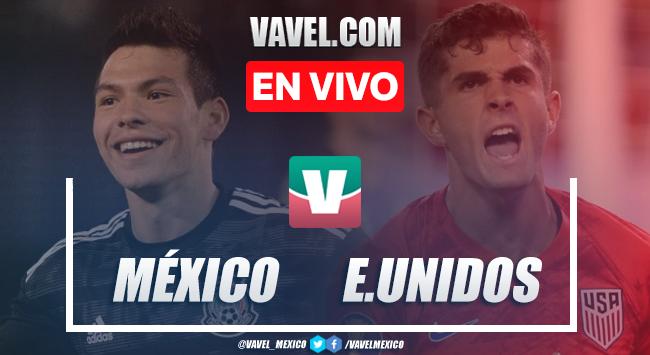 Resumen y video goles: México 3-0 Estados Unidos en Amistoso 2019