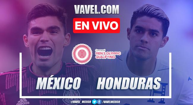 Goles, penales y resumen: México (5) 1-1 (4) Honduras en Final del Preolímpico de CONCACAF 2021