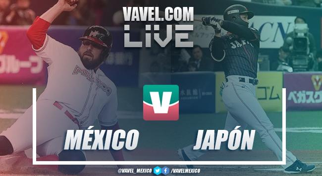 México vs Japón en vivo online en Juego 2 Japan Series 2019 (0-5)
