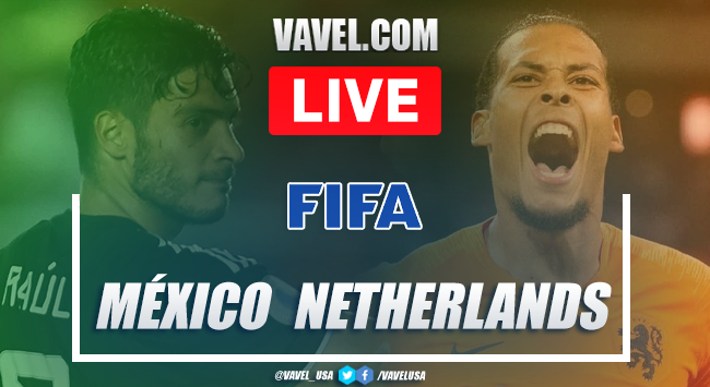 Goals and Highlights:Mexico 1-0 Netherlands in friendly game 2020