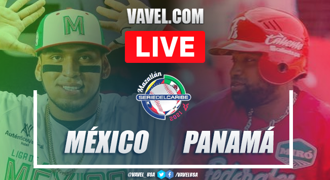 Highlights and Scores: Mexico 6 - 3 Panama on 2021 Serie del Caribe