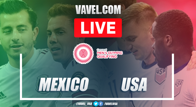 Goal and highlights: Mexico 1-0 USA in 2021 CONCACAF Men's Olympic Soccer Qualifying