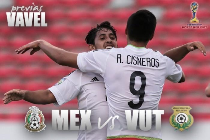 Previa Vanuatu vs México: El TRI buscará iniciar ganando en Corea