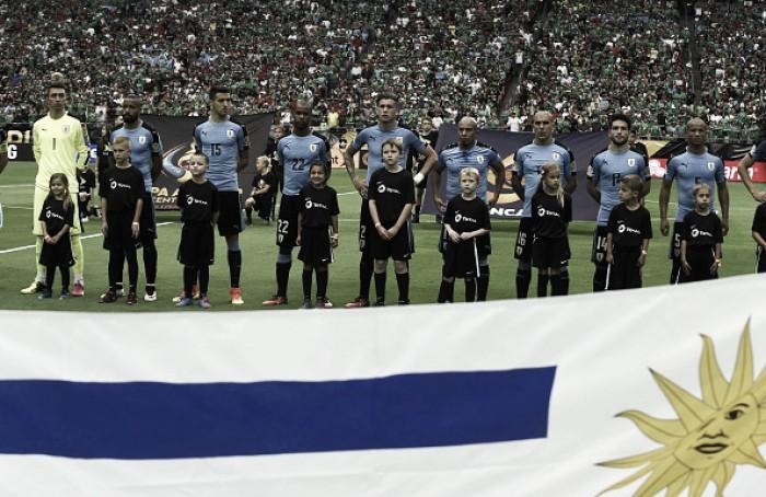 Após gafe no hino nacional uruguaio, organização da Copa América pede desculpas