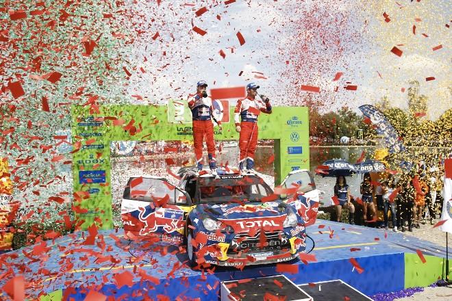 Loeb anuncia su retirada del WRC