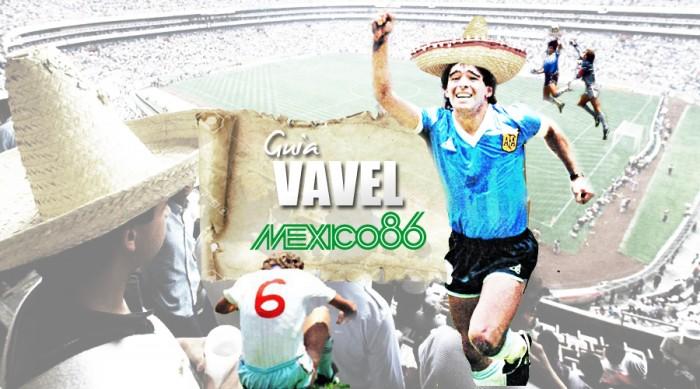 Guía VAVEL México 1986