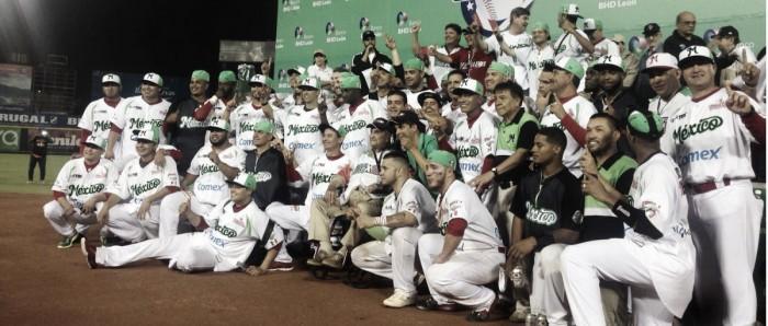 México campeón de la Serie del Caribe