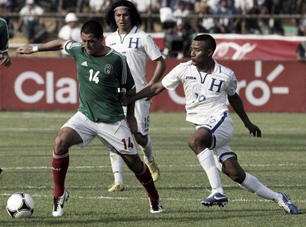 México - Honduras: el programa piloto de Herrera