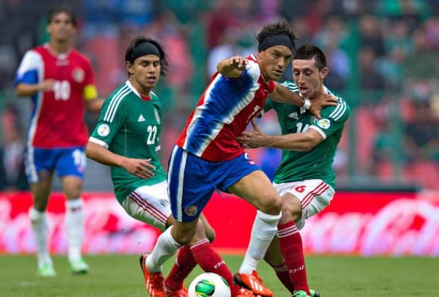 México quer esquecer má-fase contra a Itália
