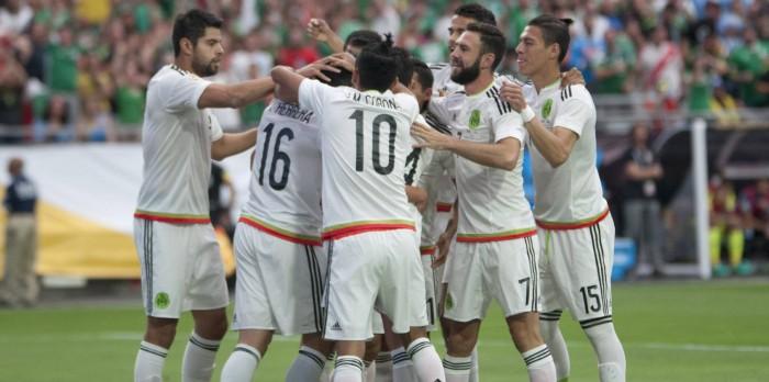 Em jogo movimentado, México vence Uruguai pela Copa América Centenário