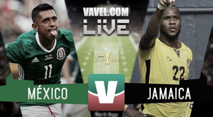 Resultado del México 0-0 Jamaica en Copa Oro 2017