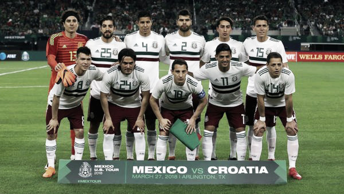 Mexican National Team: Picking Mexico's Final Roster 50 Days Away