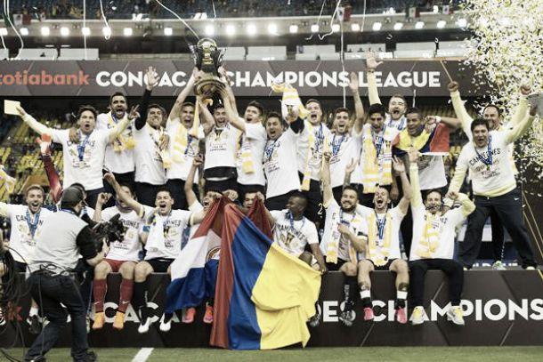 'Impact-ado': Carlos Darwin Quintero gana la Concachampions con el América