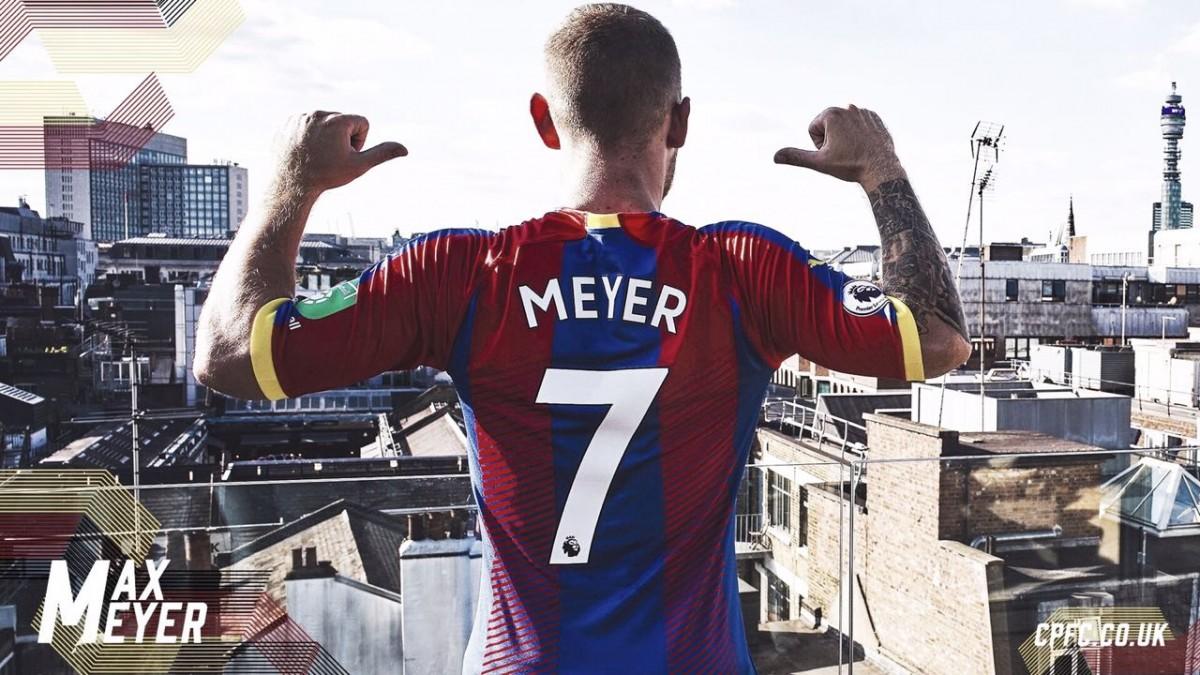 Com salário astronômico, Max Meyer é o novo reforço do Crystal Palace