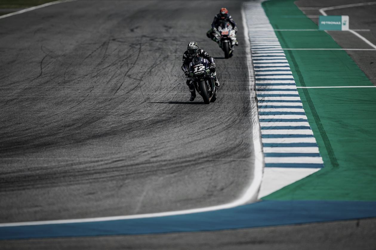 Maverick Viñales y Valentino Rossi llegan a Japón listos para dar un buen espectáculo