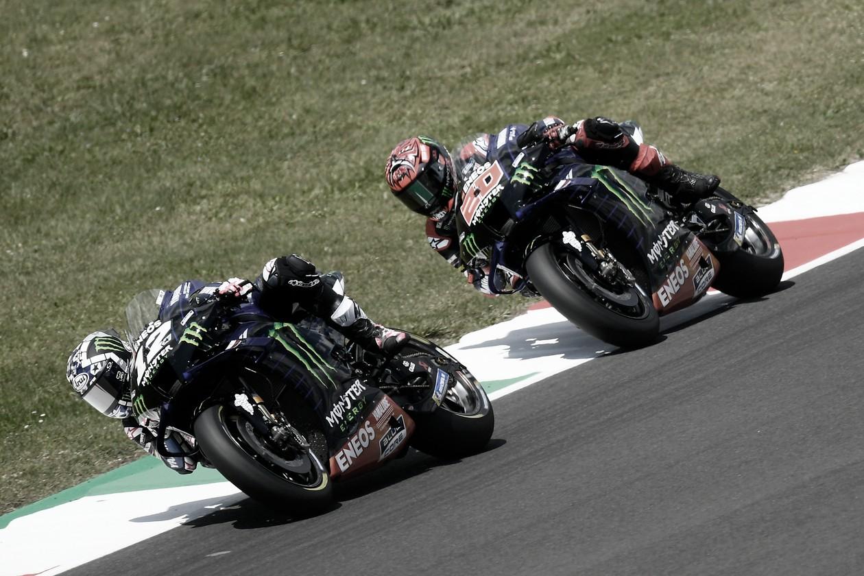 Yamaha espera buenos resultados en Montmeló
