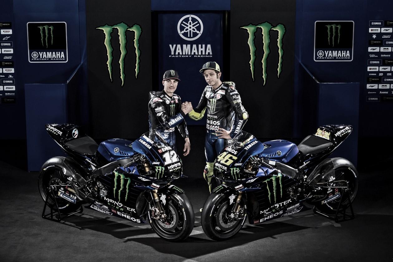 Ecuador Mundial MotoGP: el futuro y el pasado en Yamaha