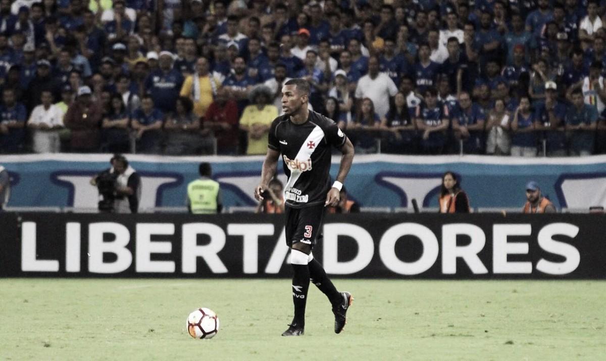 Erazo recebe propostas e pede para não se reapresentar no Vasco