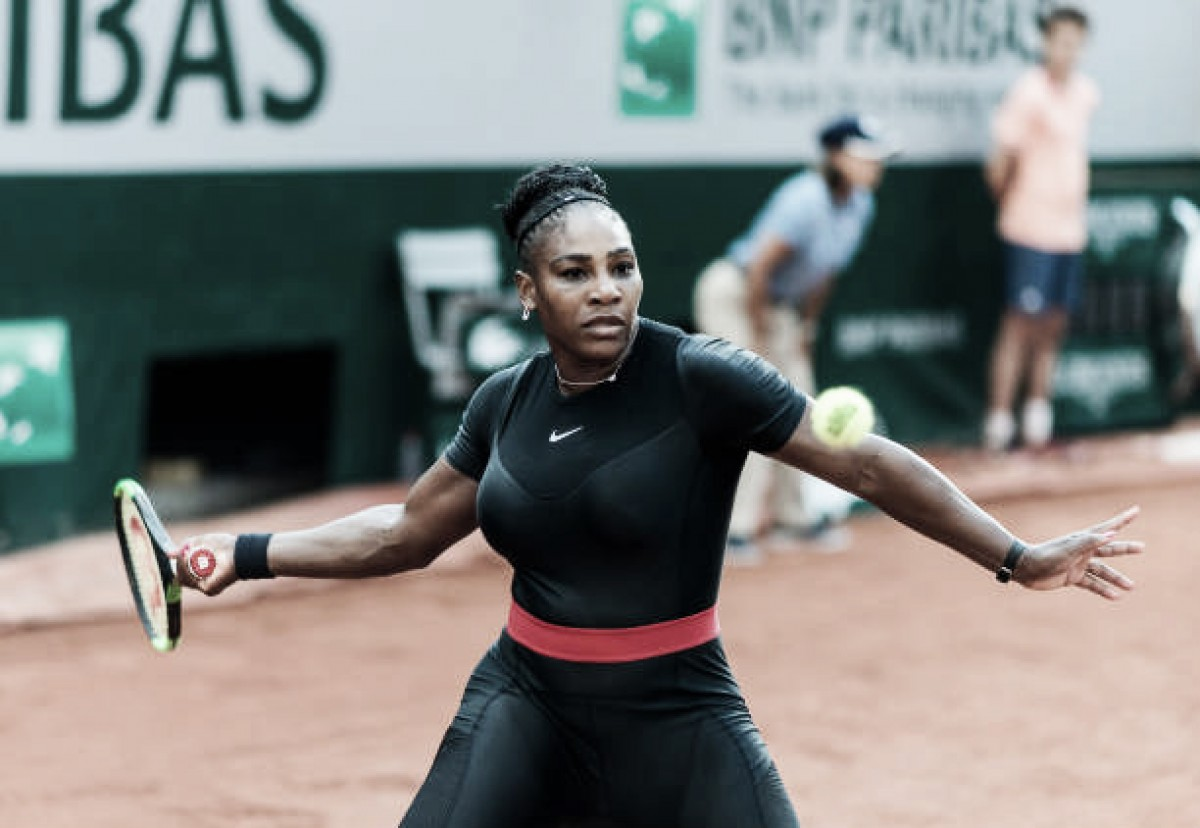 French Open: Serena Williams withdraws from fourth round clash versus Maria Sharapova