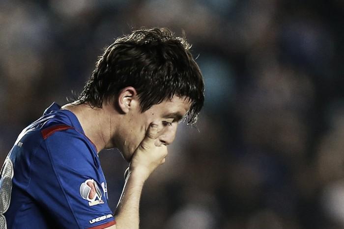 Cruz Azul inhabilita a Mauro Formica