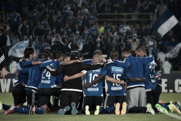 Convocados por Ricardo Lunari para enfrentar a Deportivo Pasto