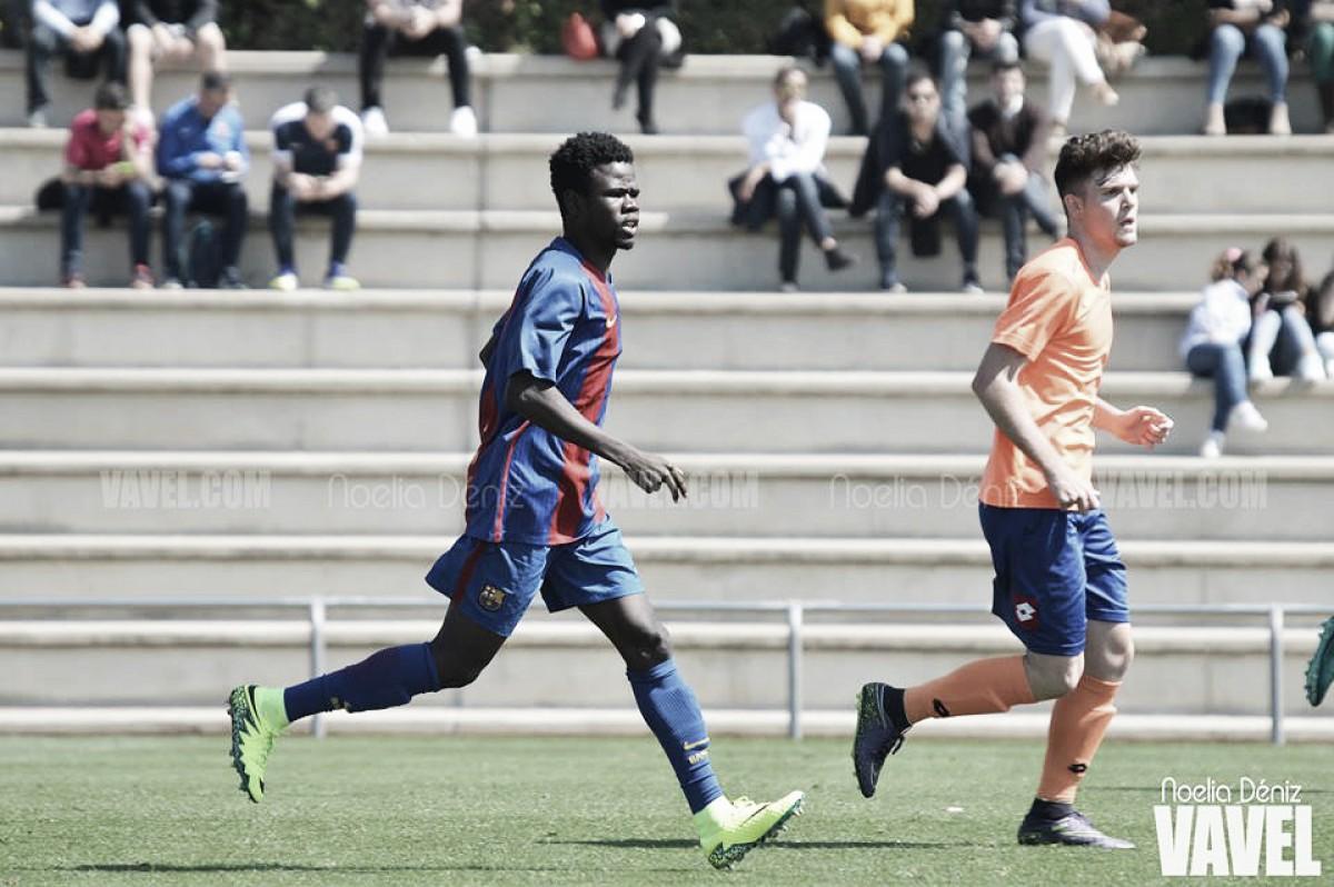 Patrice Sousia, convocado con Camerún sub-20