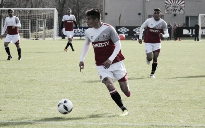 Amistoso de pretemporada: Estudiantes 1 - 0 Defensa y Justicia
