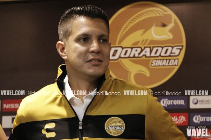 """Diego Ramírez: """"El objetivo en Dorados está claro"""""""