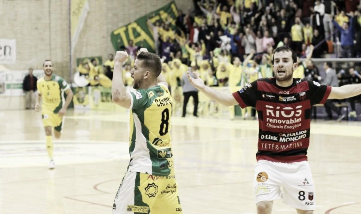 Jaén también se apunta a la Copa del Rey