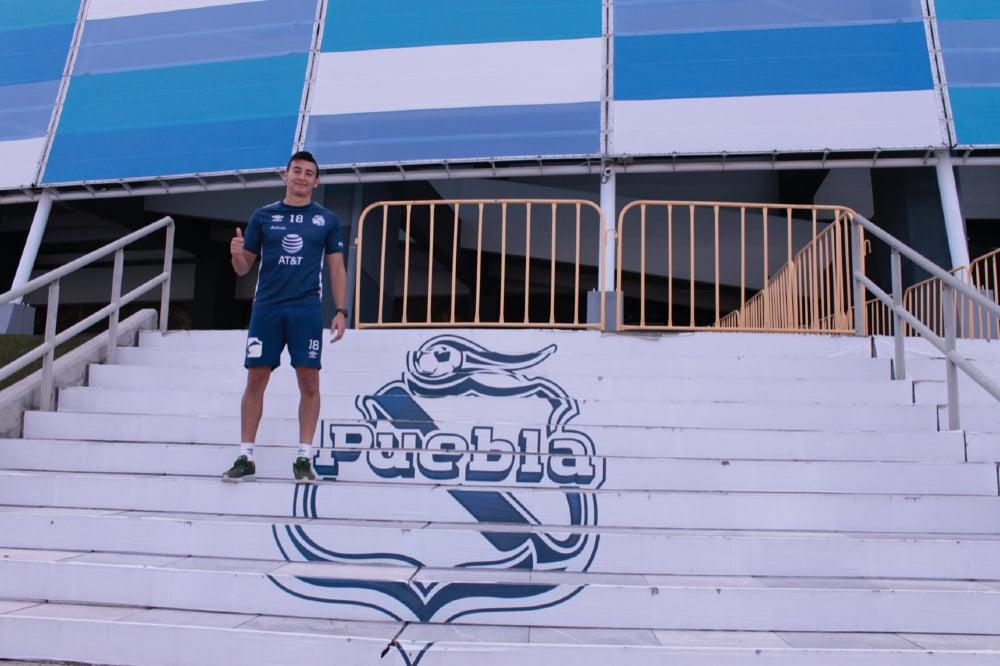 Puebla oficializa la llegada del 'Fideo' Álvarez