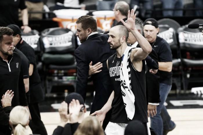 Nba playoff: Warriors inarrestabili, Spurs annientati e terza finale consecutiva