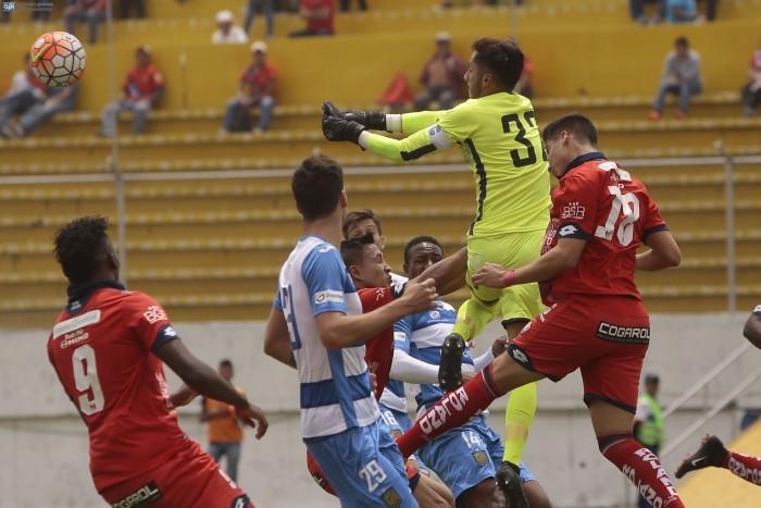 El Nacional sigue sin ganar y el Deportivo Cuenca consigue un gran empate de visita